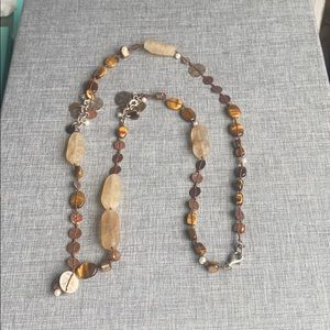 "Silpada New 35"" long necklace"